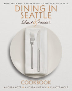 dining in seattle book for blog 1 Dining Out Inspires Dining In