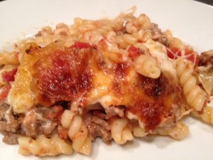 Baked Ziti with a Twist