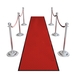 red carpet How to Host an Oscar Party